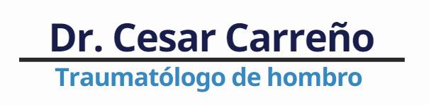 Doctor Cesar Carreño Carcelen Traumatologia Hombro
